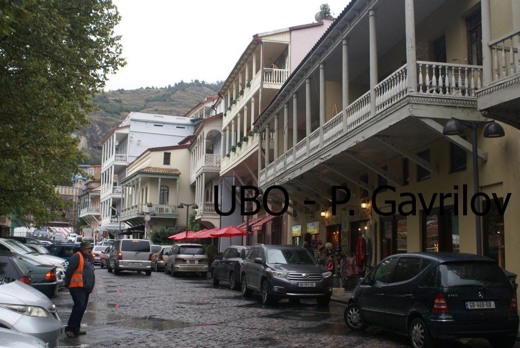 Старият Тбилиси